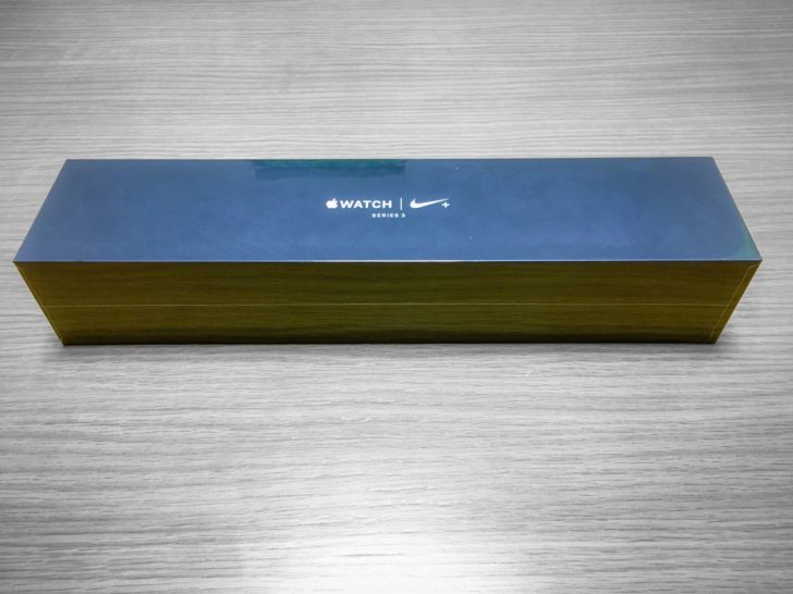 【Apple Watch3(GPSモデル)購入レビュー】3ヶ月が経過しての使用感