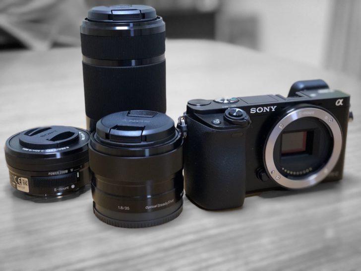 【SONY α6000を今更レビュー】初めての一眼には最適な最高のカメラ!