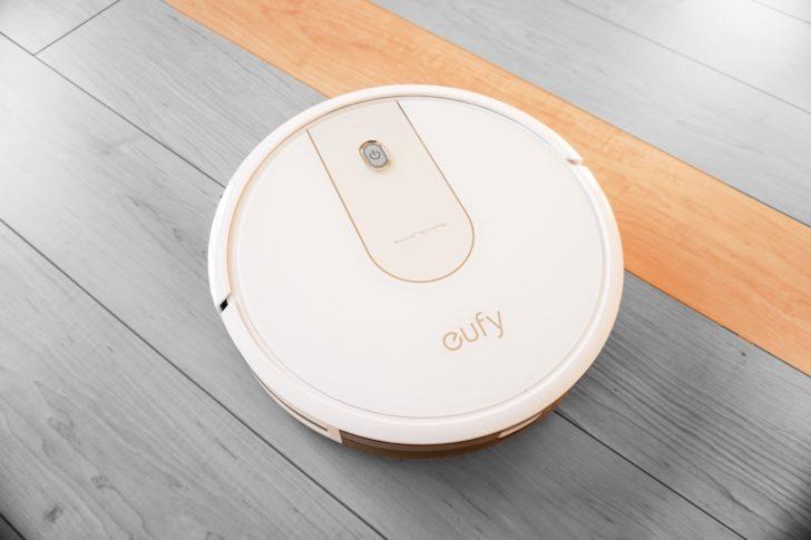 働く奥様のお掃除改革!初めてのロボット掃除機『Eufy RoboVac 15C』を購入しました!